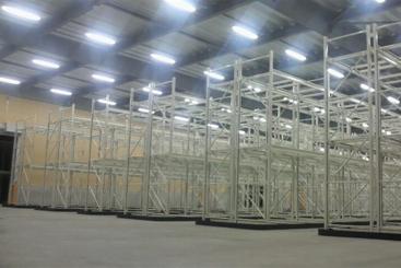 倉庫企画設計及び施工